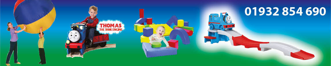 Party Train & Soft Play Hire Surrey