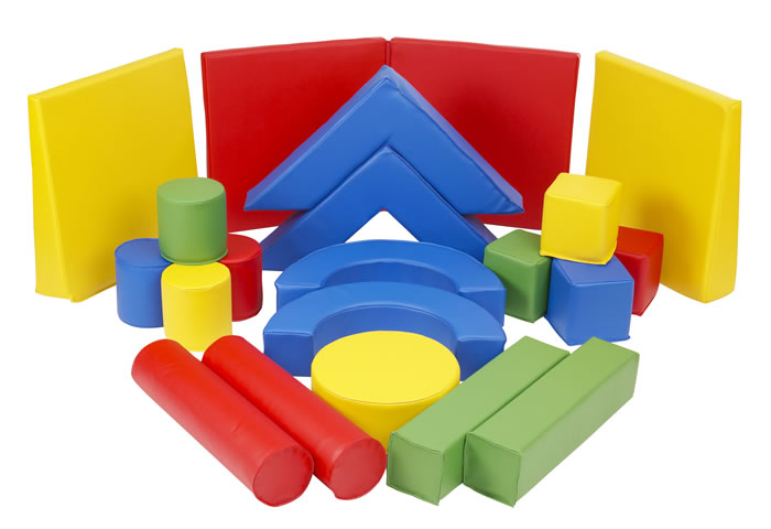 Soft Play Set Portable Preschool Children Surrey Middlesex