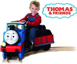 Thomas the Tank Engine Ride on Battery Train Preschool Children Surrey Middlesex